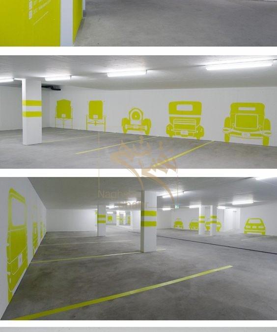 ضوابط طراحی پارکینگ در نقشه شهرداری