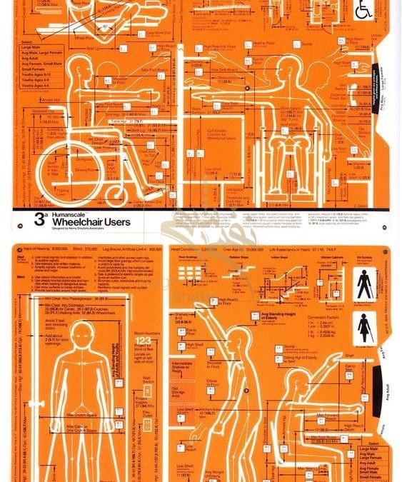 ضوابط نقشه شهرداری برای افراد معلول