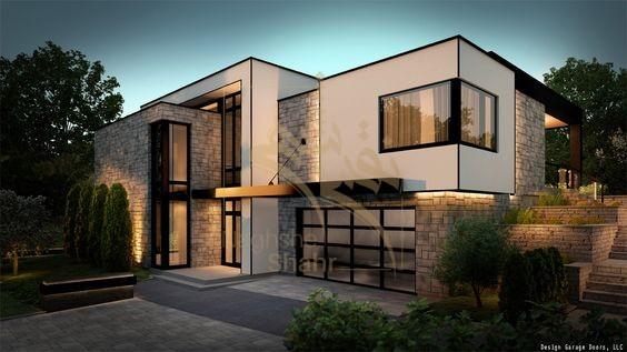 انواع روشهای اجرای نمای سنگی ساختمان