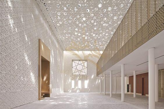 مبنای نظری و اصول طراحی مسجد