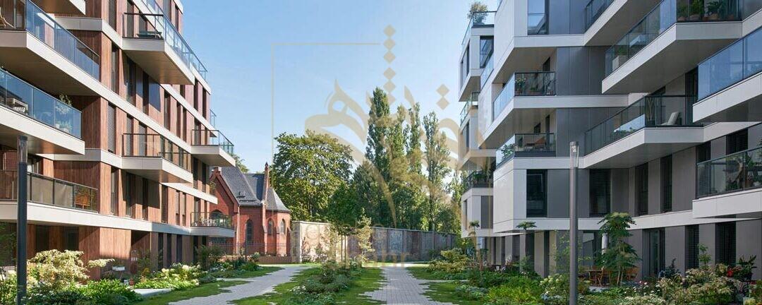 اصول و ضوابط طراحی شهرک مسکونی