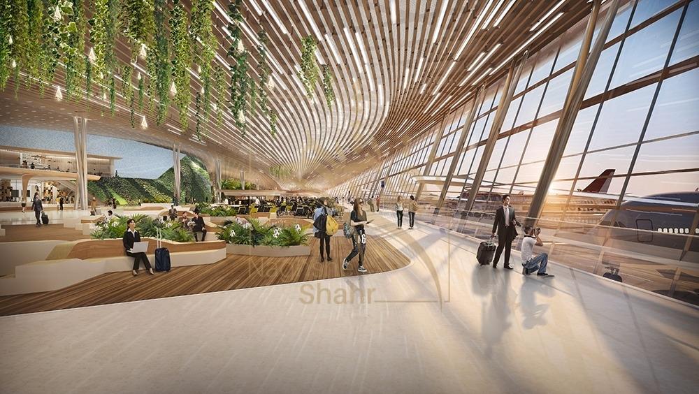 اصول کلی و ضوابط طراحی معماری فرودگاه (بخش ۲)